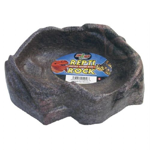 ZM Repti Rock Water Dish, Large, WD-40